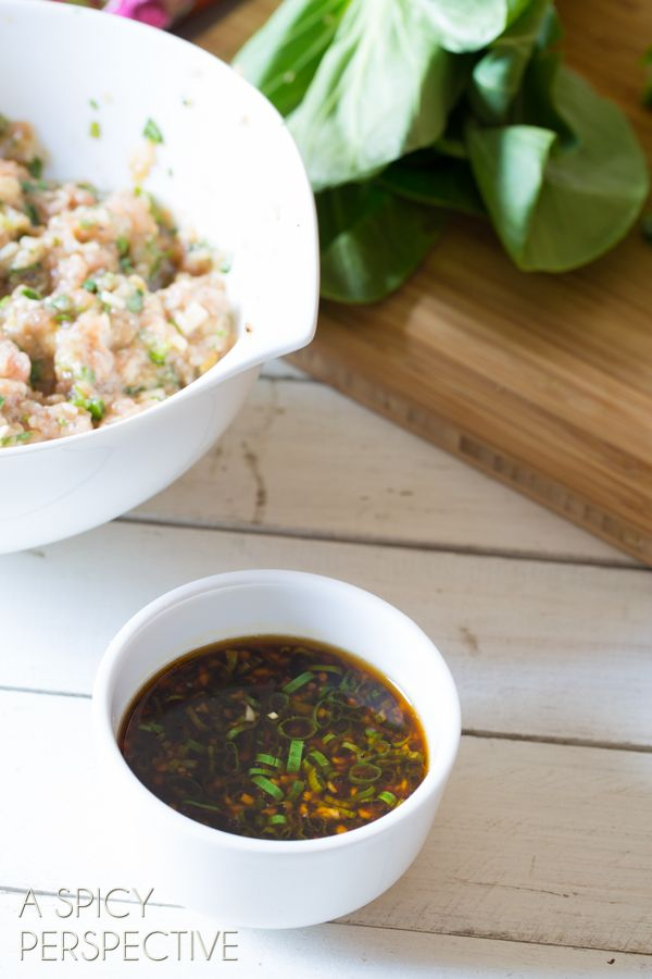 Spicy Perspective Potstickers - Chinese Dumplings