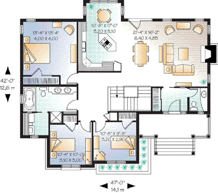 Pin by angela regalado on sims house floor plan ideas for Sims 2 house designs floor plans