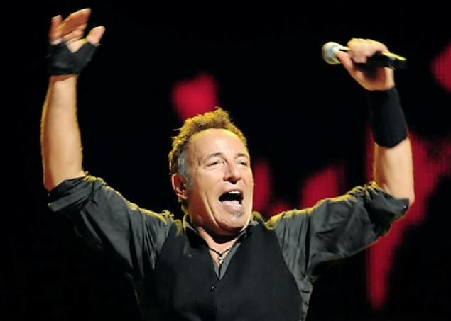 bruce springsteen valentine's day lyrics meaning