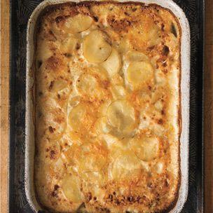 rich scalloped potatoes | Potato Casserole | Pinterest