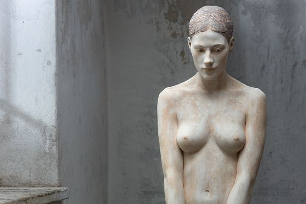 Bruno Walpoth - amazing and beautiful wood sculptures