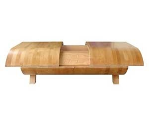 Curio Extending Coffee Table Home Design And Furniture Pinterest