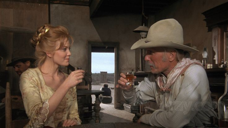 Lonesome Dove....love!  Gus and Laurie darlin'