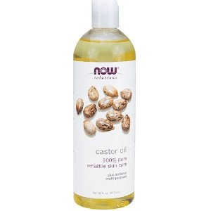 #10: NOW Solutions Castor Oil, 100 % Pure, 16 ounce