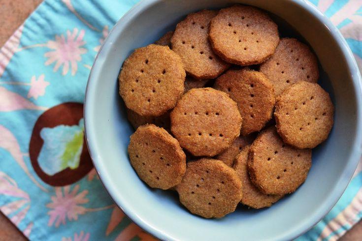 Sugar Free Cinnamon Graham Crackers. Note: Basically they're cinnamon ...