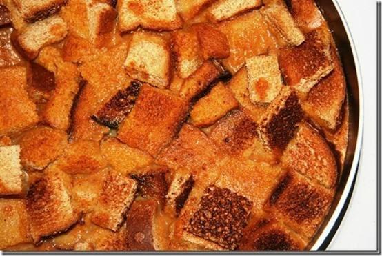 sweet potato whole wheat bread pudding | Palate Pleasers | Pinterest