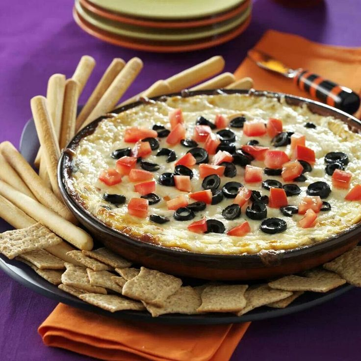 Pizza dip | appetizers | Pinterest