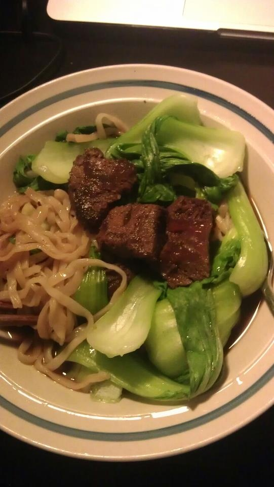 Beef Stew with Noodles   Asian   Pinterest