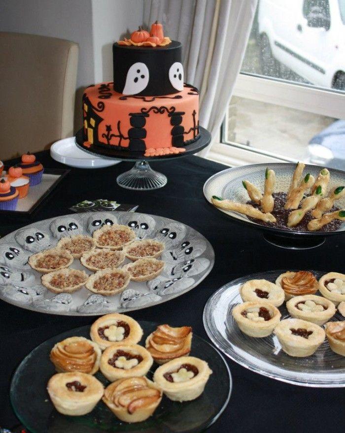 halloween party food pics