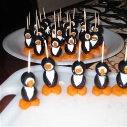 Cream Cheese Penguins | WINTER Wonderland ...