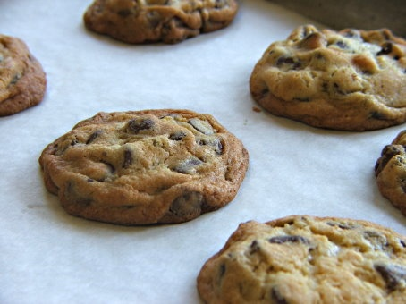 "Chocolate Chip Overload Cookies. ""They are called overload because ..."