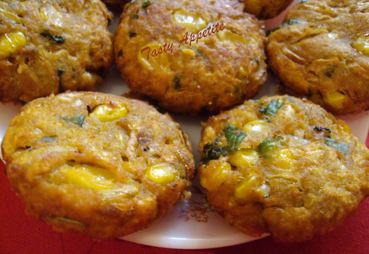 Crunchy Spicy Corn Fritters (1) From: Tasty Appetite, please visit