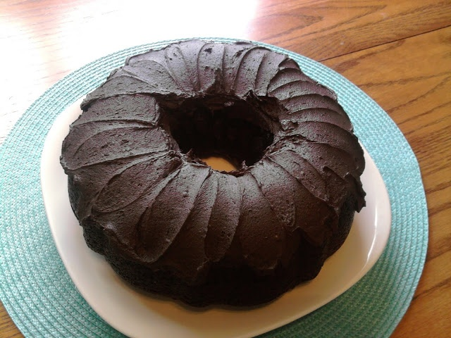 Root beer bundt cake | recipes | Pinterest
