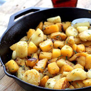 Maple-Glazed Rutabaga and Parsnips recipe - Fresh Juice | Side Dishes ...