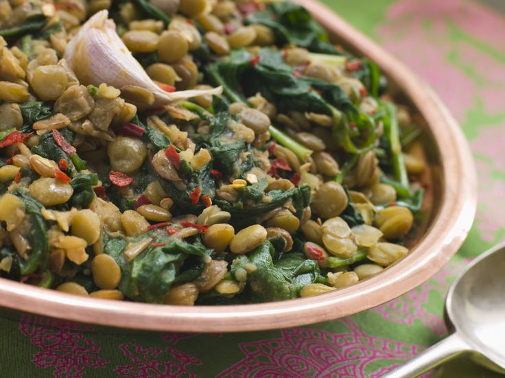 Spiced Spinach Dal with Coconut Milk from the #SplendidTable Making ...