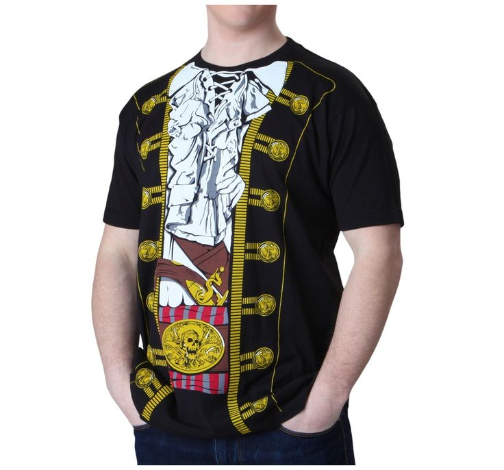 Pirate prince t shirt costume t shirts pinterest for Costume t shirts online