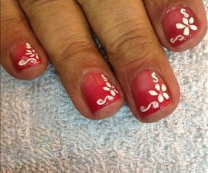 hawaiian flower nails  joy studio design gallery  best