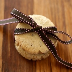 shortbread cookies with anise | desserts | Pinterest