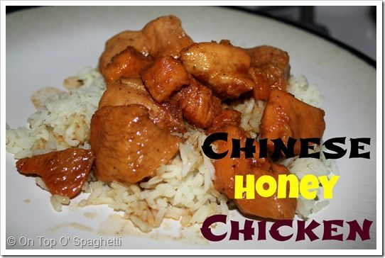 Chinese Honey Chicken | Yum! | Pinterest