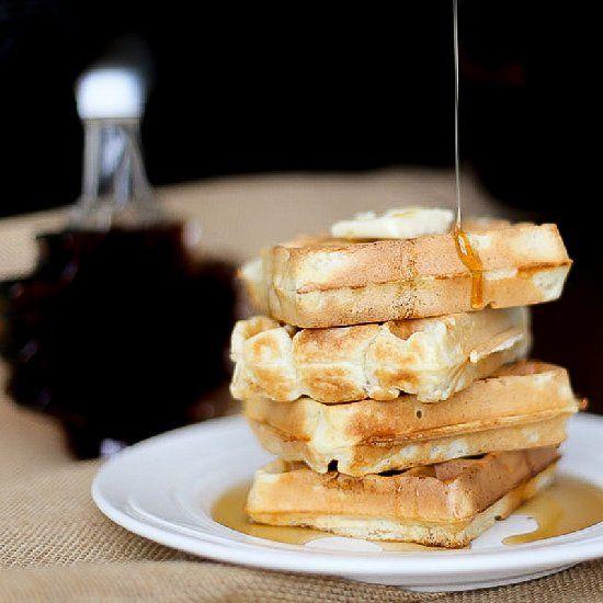 Classic Waffles | My Kind of Breakfast | Pinterest