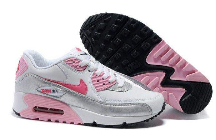 ... Nike Air Max 90 Fg White Chlorine Blue Gym Pink ...