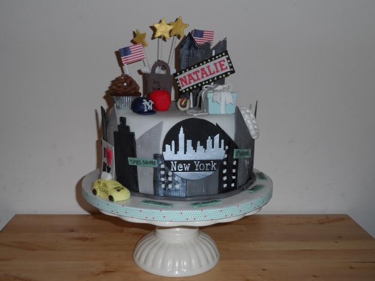 new york cake 30th birthday cake ideas for savannah 39 s. Black Bedroom Furniture Sets. Home Design Ideas