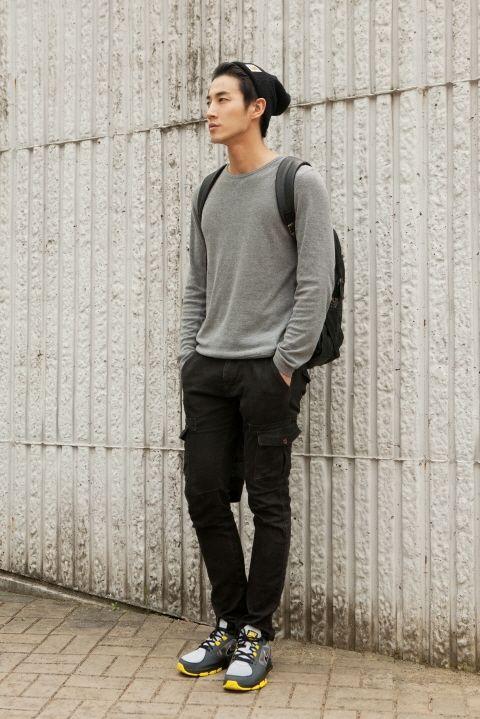 Teen men fashion