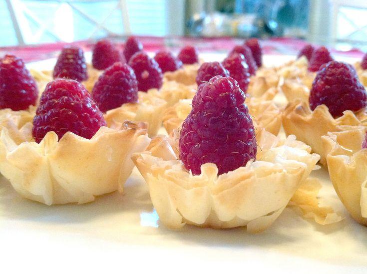 Brie and fruit tartlet | Recipes | Pinterest
