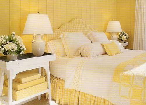cute pale yellow and white bedroom my dream house