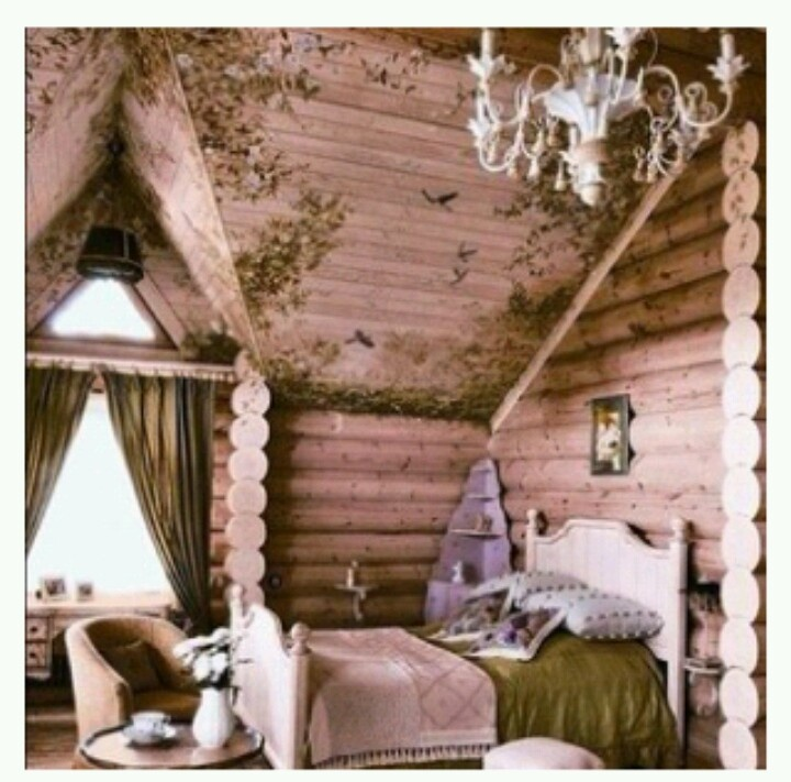 forest bedroom my home pinterest