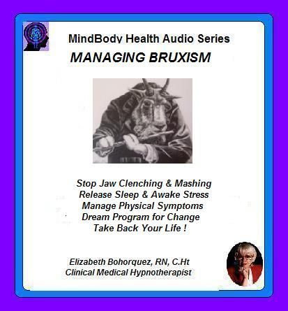 Recorded by rn clinical medical hypnotherapist who was a clencher