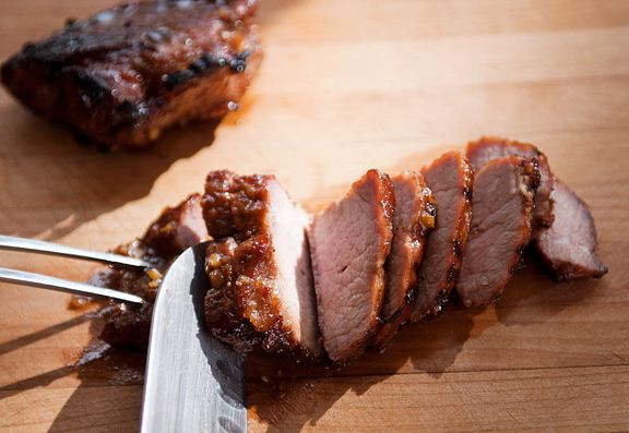 chinese barbecue char siu pork recipe | Foodies | Pinterest