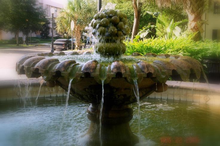 Beautiful Fountain Fountains Pinterest