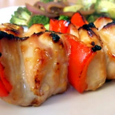 Honey Chicken Kabobs | Yummy food for the table! | Pinterest
