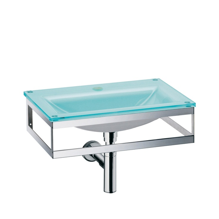 Glass Wall Mount Sink : glasses