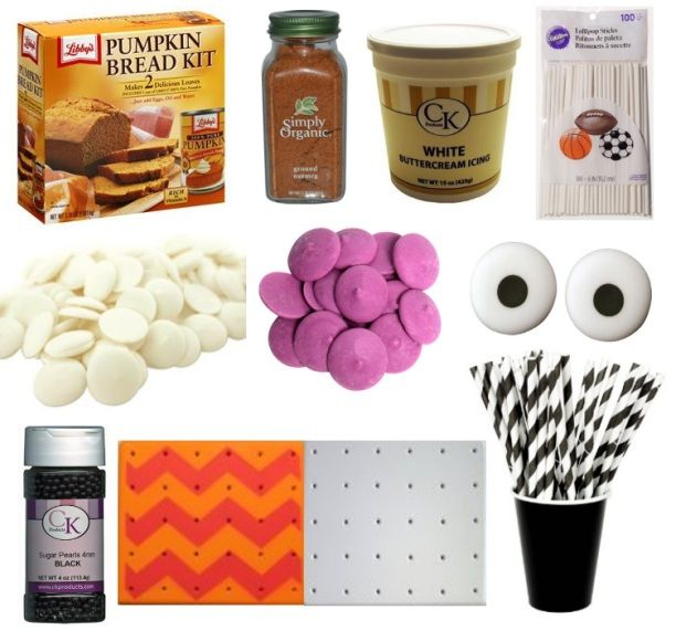 Pumpkin Spice Cake Pops | Favorite Recipes | Pinterest