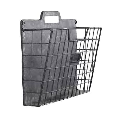 Magazine rack bathroom wall mount - Adamsville Metal File Holder Inside Pinterest