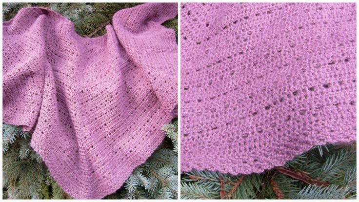 Eva s Shawl Crochet Pattern : eva-shawl