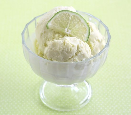 Lime Ice Cream | Ice Creams and Sorbets | Pinterest