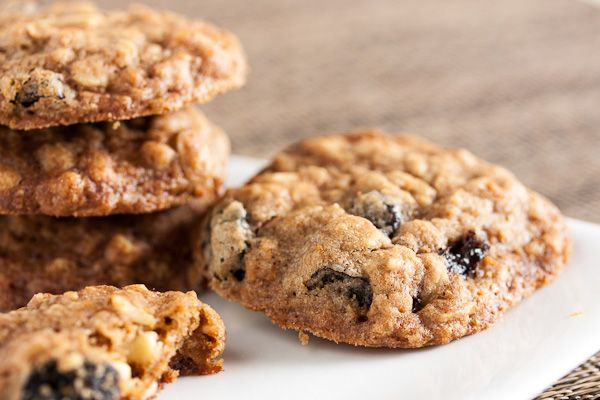 oatmeal cookies with pecans and dried cherries almond oatmeal cookies ...