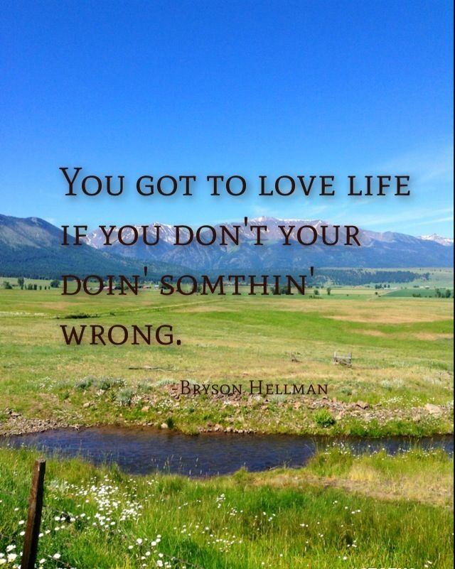 Living The Country Life Quotes. QuotesGram