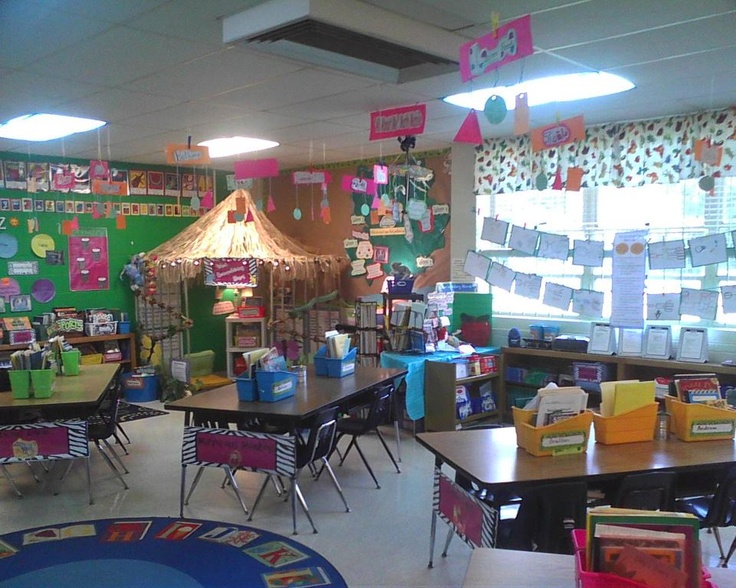 Classroom Theme Ideas Second Grade : Third grade classroom themes pictures to pin on pinterest