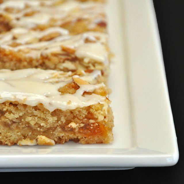 Apricot Bars | Cakes | Pinterest