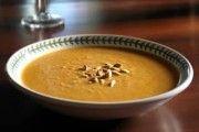... Pumpkin Soup, pumpkin soup with smoked paprika, curried squash soup