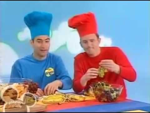 The Wiggles Fruit Cake Ideas and Designs