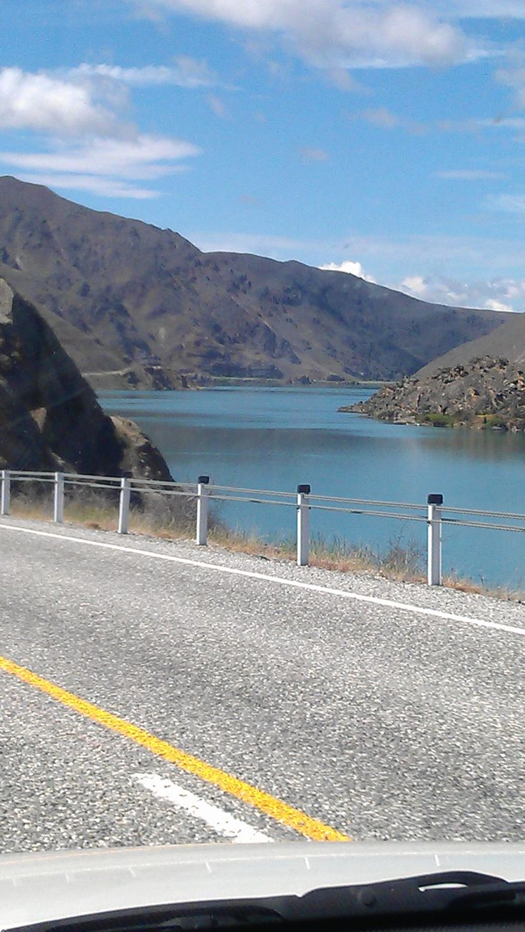 Clyde New Zealand  city images : Road from Cromwell to Clyde, New Zealand | NEW ZEALAND | Pinterest