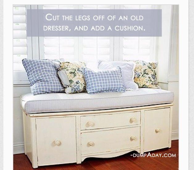 Repurpose Old Furniture Amazing Of Repurposing Old Furniture Pictures