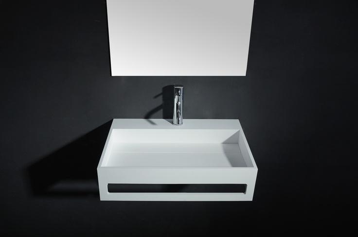 Pin by ideavit on solid surface products by ideavit  Pinterest # Wasbak Handdoek_055134