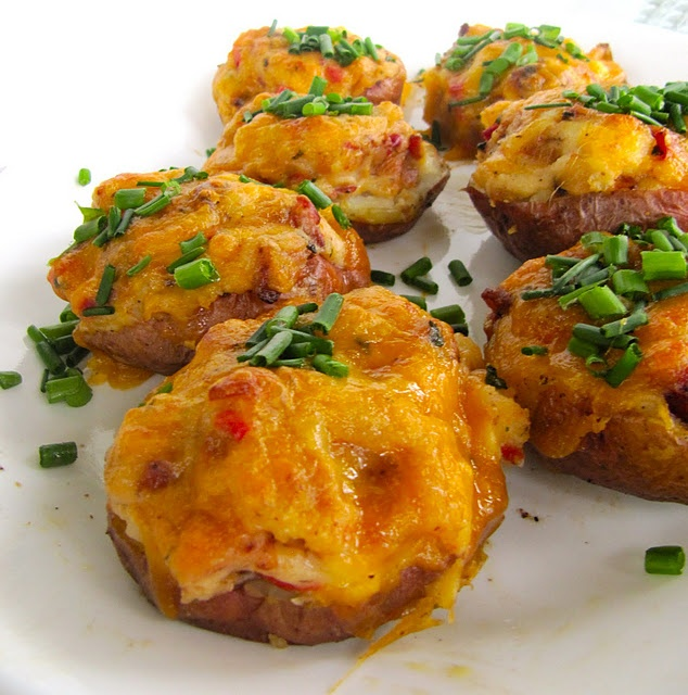 Twice Baked Potatoes | Favorite Recipes | Pinterest