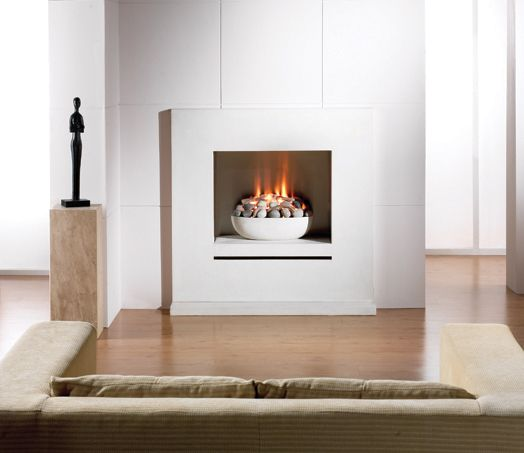 Modern Interior Fireplaces  Castle - Fireplaces  Pinterest